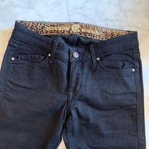 ⚡️RICH & SKINNY Nero Flare Jeans in Black